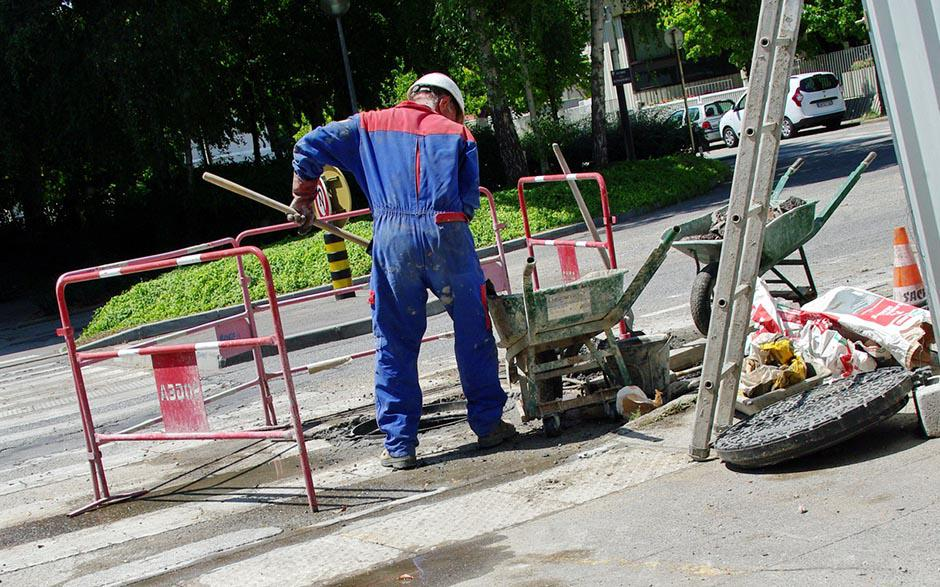 travaux assainissement Angervilliers